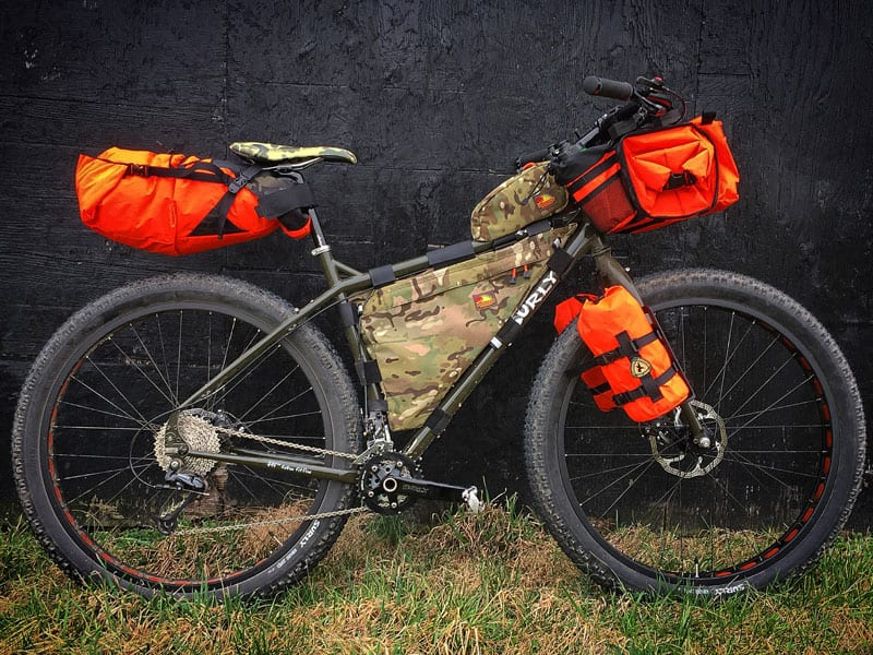 bikepacking in west virginia davis surly