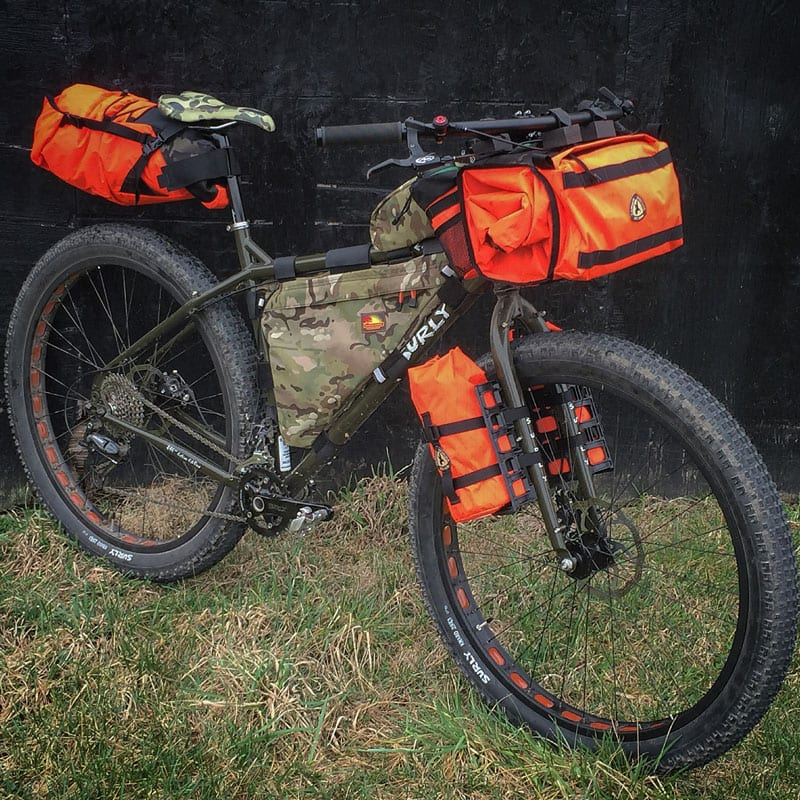 bikepacking west virginia davis surly