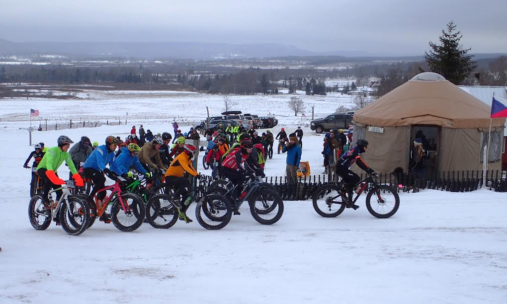 Mountain State Fat Bike Champs