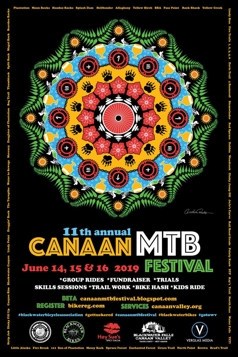 Canaan Mountain Bike Festival